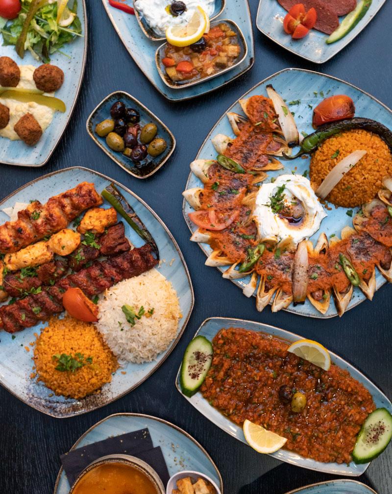 W Kitchen The Best Turkish Restaurant In Watford